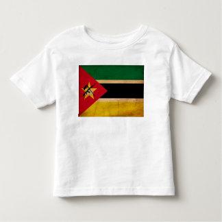 モザンビークの旗 トドラーTシャツ