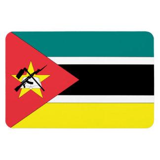モザンビークの旗 マグネット