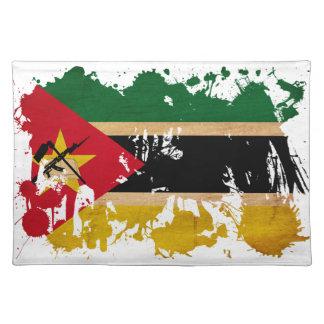 モザンビークの旗 ランチョンマット