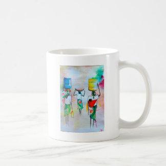 モザンビークの独立! コーヒーマグカップ