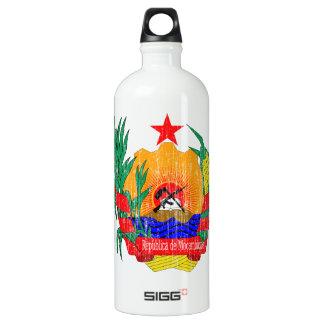 モザンビークの紋章付き外衣 ウォーターボトル