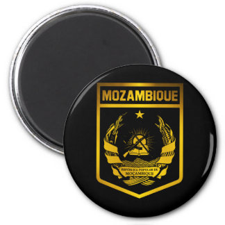 モザンビークの紋章 マグネット