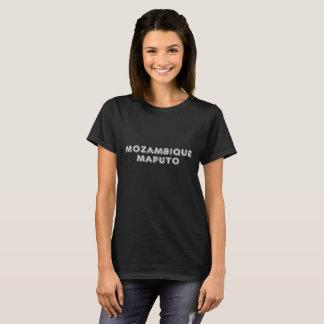 モザンビーク基本的なマプトのワイシャツ Tシャツ
