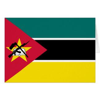 モザンビーク カード