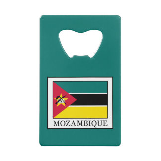 モザンビーク クレジットカード栓抜き