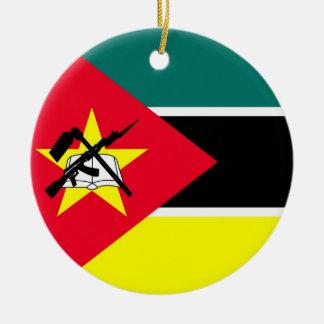 モザンビーク セラミックオーナメント