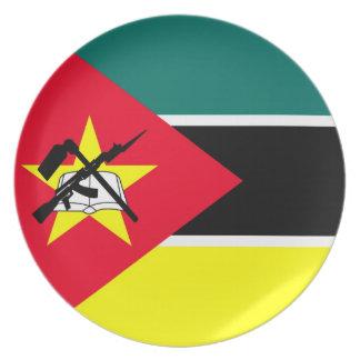 モザンビーク ディナープレート