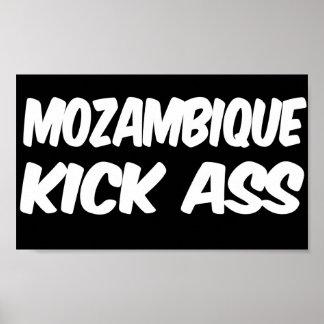 モザンビーク ポスター