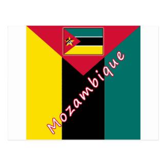 モザンビーク ポストカード