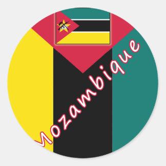 モザンビーク ラウンドシール