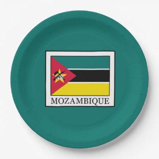 モザンビーク 紙皿 大