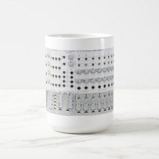モジュラーシンセサイザ コーヒーマグカップ