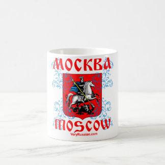モスクワГербМосквы コーヒーマグカップ