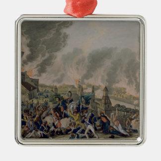 モスクワの焼却、1812年9月15日1813年 メタルオーナメント
