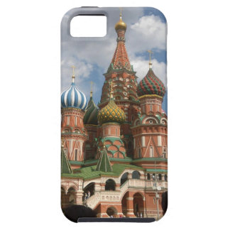 モスクワの電話箱 iPhone SE/5/5s ケース
