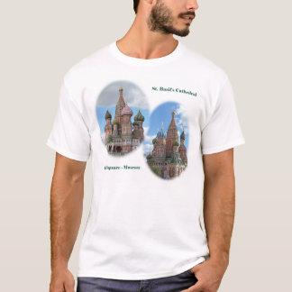 モスクワのTシャツ Tシャツ