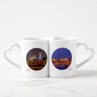 モスクワクレムリン ペアカップ