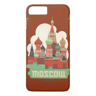 モスクワロシア iPhone 8 PLUS/7 PLUSケース