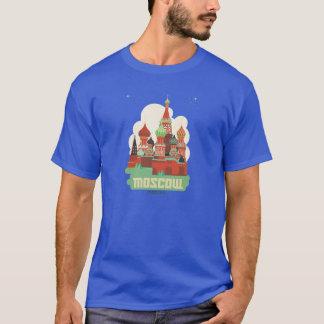 モスクワロシア Tシャツ