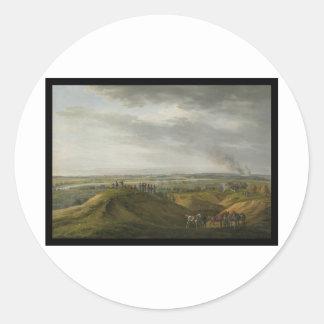モスクワ1812年の近くにアダムアルブレヒト ラウンドシール