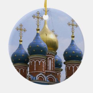 モスクワ セラミックオーナメント