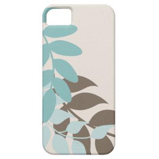 モダンなつる植物 iPhone SE/5/5s ケース