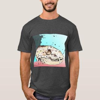 モダンなアナグマ Tシャツ