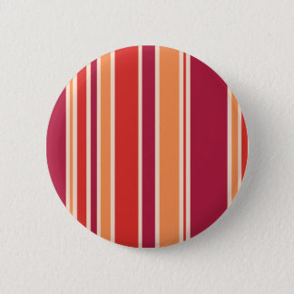 モダンなザクロは縞で飾ります 5.7CM 丸型バッジ