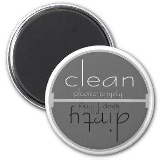 モダンなデザインの食洗機の磁石 マグネット