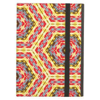 モダンなネイティブアメリカン10 Powiscase iPad Airケース