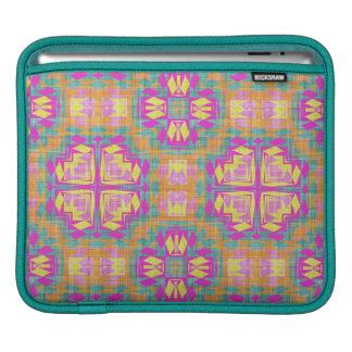 モダンなネイティブアメリカン23のiPadの袖 iPadスリーブ