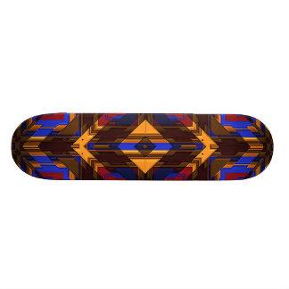 モダンなネイティブアメリカン24のスケートボード 18.1CM オールドスクールスケートボードデッキ