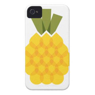 モダンなパイナップル Case-Mate iPhone 4 ケース