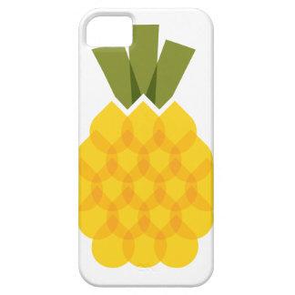 モダンなパイナップル iPhone SE/5/5s ケース