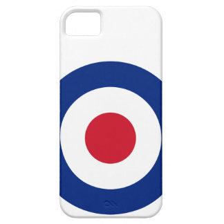モダンなファッションのイギリスのiPhoneの場合-スクーター/スズメバチ iPhone SE/5/5s ケース