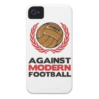 モダンなフットボールに対して Case-Mate iPhone 4 ケース