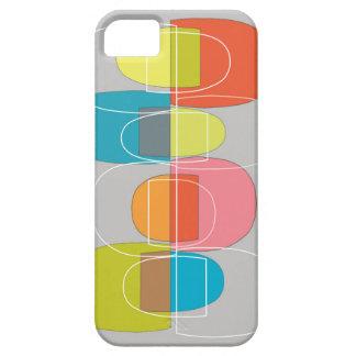 モダンなポッドの多彩なiPhoneの箱 iPhone SE/5/5s ケース