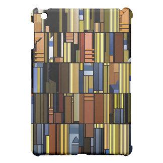 モダンなポップアート iPad MINIカバー
