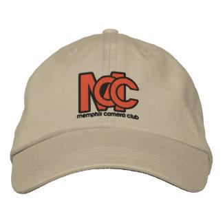 モダンなロゴによって刺繍される帽子 刺繍入りキャップ
