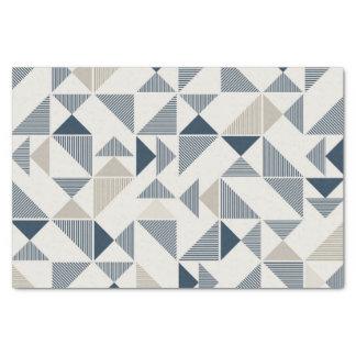 モダンな三角形のティッシュペーパー 薄葉紙