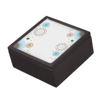 モダンな円のデザインのギフト用の箱 ギフトボックス