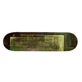 モダンな壁の芸術 21.6CM オールドスクールスケートボードデッキ