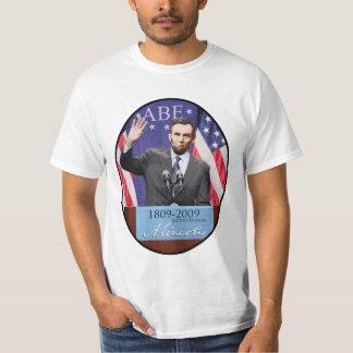 モダンな日エイブラハム・リンカーン Tシャツ