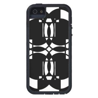 モダンな白黒デザインのiPhone6ケース iPhone SE/5/5s ケース