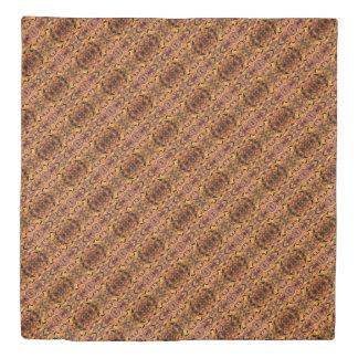 モダンな紅葉のシルエットパターン 掛け布団カバー