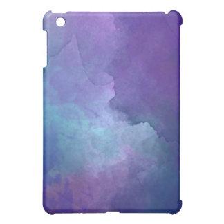 モダンな紫色のiPadの箱 iPad Miniカバー