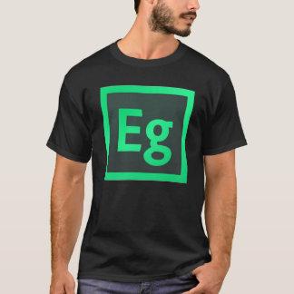 モダンな網のための内容を作成して下さい Tシャツ