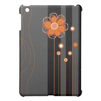 モダンな花の装飾 iPad MINI カバー