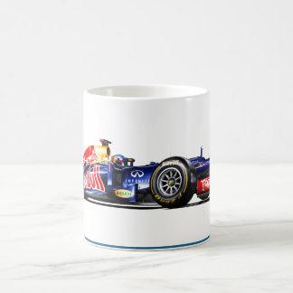 モダンな車28 コーヒーマグカップ
