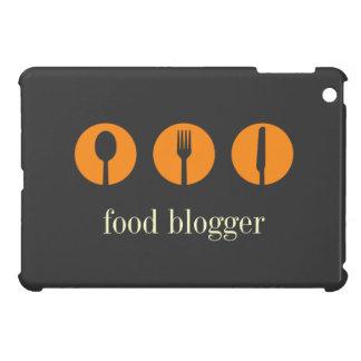 モダンな道具フォークのナイフのスプーン食糧ブロガー iPad MINI カバー